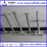 Scaffolding Adjustable Solid Screw Jack Base