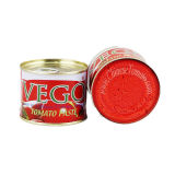 Canned Tomato Paste-210g Vego Brand