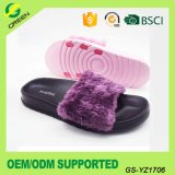 Relly Fur Slipper Lady Slide Sandals Women Strap Slipper