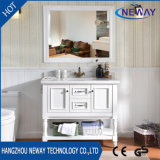 Solid Wood Classic Design Home Cabinet Vanity Antique Bathroom Furniture