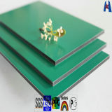 PVDF Outside Cladding Gloss Matt Color Aluminum Wall Panelling Acm Panel