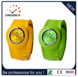 2015 Fashion Round Slap Watch Wrist Watch (DC-927)