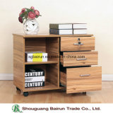 Panel Furniture Melamine Board Drawer Cabinet