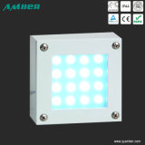 Small Wattage Square LED Outdoor Wall Light