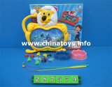 Promotional Battery Operated Fishing Game with Music Toy (287574)