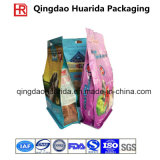Customized Stand up Plastic Bag with Zipper for Pet Food
