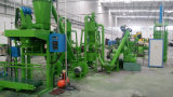Rubber Powder Production Line, Waste Tyre Recycling Machine