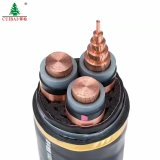 IEC/ISO/Ce Certificated Mv Underground Waterproof PVC/XLPE Tinned Aluminum/Copper Core DC/AC Rubber Overhead ABC Aerial Bundle Electric Wire Power Cable