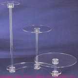 Hot Selling Acrylic Round Cupcake Stand for Gifts