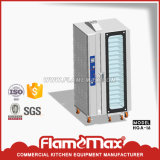 Big Gas Convection Oven with 16-Pan (HGA-16)
