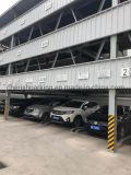 Motor Drive Car Puzzle Parking System