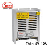 Smun SMB-50-5 50W 5V 10A Thin Constant Voltage Power Supply