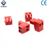 Red 5.08-04pin Factory Price 15A Pluggable Push Wire Test Terminal Block
