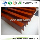 High Quality Engineering Metal Wooden False Ceiling