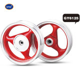 Good Quality Competitive Price Gy6125 Motorcycle Alloy Wheels