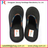 Cheap Felt Disposable Indoor Bathroom Hotel Slippers