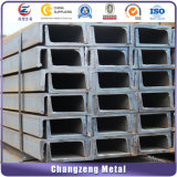 ASTM A36 Steel Galvanized Channel Steel Bar (CZ-C119)