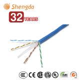 Wholesale 100% Copper PVC Jacket 4pair UTP CAT6 Network Cables with UL Ce