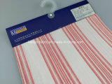 Yarn Dyed Linen Cotton Blended Stripe Fabric-Lz7391