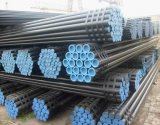 Tianjin Youfa Brand Black Painted Seamless Steel Pipe