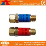 Back Fire Arrestor, Brass LPG Gas Flashback Arrestor for CNC Flame Cutter