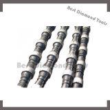 11.5mm Sintering Diamond Wire Rope Stone Quarry Cutting Wire Saw Used on Diamond Wire Saw Machine