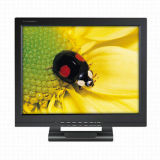 17 Inch 1280*1024 Industrial LCD Screen Monitor