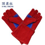 "14"" Welding Safety Gloves with Leather Full Plam Reinforcement"