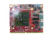 E6465 Mxm Graphic Card with Four-CH Output