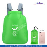 Folding Light Outdoor Sports Waterproof Backpack Bag with 4 Types