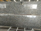 Prefab Kitchen Countertops with Nice Granite Yellow Butterfly