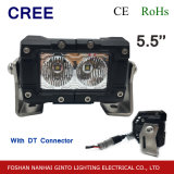 10W CREE IP68 LED Work Light Bar for Trucke SUV ATV Van (GT3300A-20W)