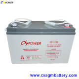 12V100ah VRLA AGM Lead Acid Battery with Over 10years Life