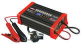 Lead Acid Battery Charger 8 Stages 12V 5A Car Battery Charger