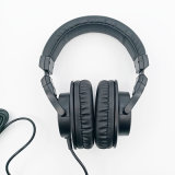 OEM Manufacture Stereo Monitor Headphone Headset Over Ear Noise Canceling Professional Wired Studio Headphones for Mixer