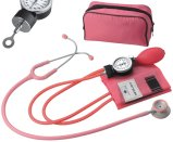 Professional Clinical Stethoscope Sphygmomanometer Blood Pressure Monitor
