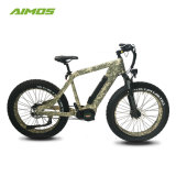 Aimos 26inch Mountain Frame 250W MID Drive Motor Electric Fat Bike for Sale