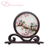 Double Sceen Embroidery christmas Wedding Gift Chinese Style 100% Handmade