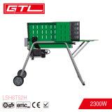 2300W Electric Horizontal 52cm Hand Log Splitter 6 Ton Log Splitter/ Electric Horizontal Log Splitter Cutting Machine