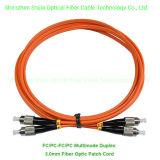 FC/PC-FC/PC Duplex 3.0mm Fiber Optic Patch Cable
