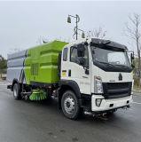 4X2 Sinotruck HOWO High Pressure Road Sweeper Truck