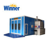 M3200W Winner Top Quality Water Based Car Spray Paint Booth Price for Sale