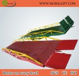 Adjustable Warehouse Container Loading & Unloading Ramp