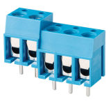 Wire Guard Type Terminal Block Connector 5.0 mm Pitch UL Ce Certified (WJ300-5.0)