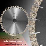 Diamond Edge Cutting Blade for Granite-Welding Rack Segmented of Diamond Saw Blade