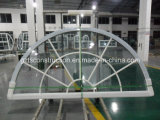 Customized Aluminum Clad Timber Window (TS-289)