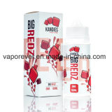 French Pipe Flavor Best Throat Hit E Liquid Living as Summer Flower/Mint and Tobacco Flavor/ Electronic Cigarette Liquid/ E Liquid