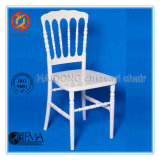 White Napoleon Chair for Wedding Event