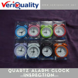 Quartz Alarm Clock Quality Control and Inspection Service in China