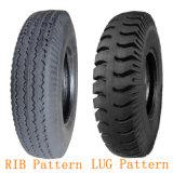 Cheap Wholesale Truck Tire 9.00-16 with Rib & Lug Pattern